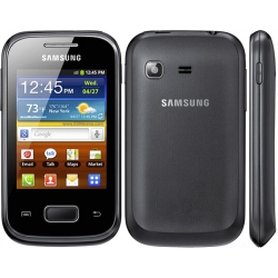 SAMSUNG GALAXY S5300 Pocket, BLACK