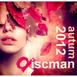 CD diskas: DiscMAN - Autumn 2012 PROMO mix