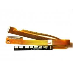 """15.6"""" LG LP156WH2(TL)(A1) LCD LED adapteris L-R (kairė-dešinė)"""