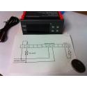 Skaitmeninis termostatas 220V nuo -40C iki +120C, 10A