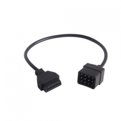 Renault 12in - 16pin OBD2