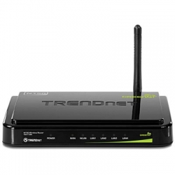 TRENDNET TEW-712BR WIRELESS N ROUTER W/DD-WRT