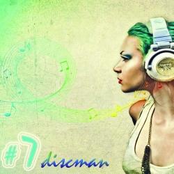 Audio CD - DiscMAN - 7 (promo mix)