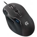 Žaidimų pelė Logitech G500s