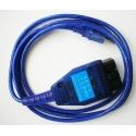 VAG 409 KKL USB + Fiat Alfa Ecu Scan K-Line