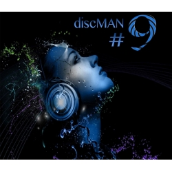 Audio CD - DiscMAN - 9 (promo mix)