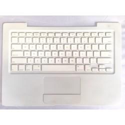 037 Macbook A1181 klaviatūra, balta, naudota