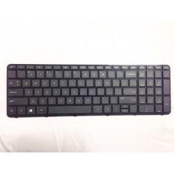 013 HP Pavilion 15-N000 15-N 15-N100 klaviatūra su rėmeliu