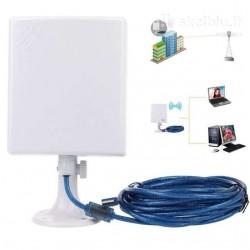 Usb WiFi antena +14dbi