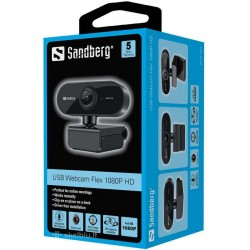 Sandberg Flex 1080p HD WEB CAM