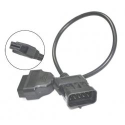 Adapteris Opel 10pin OBD1 - 16pin OBD2