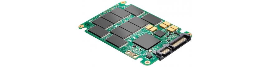 HDD/SSD diskai, dėklai, adapteriai